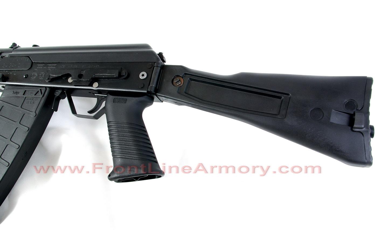 Saiga-12 Custom Conversion and reliability modifications